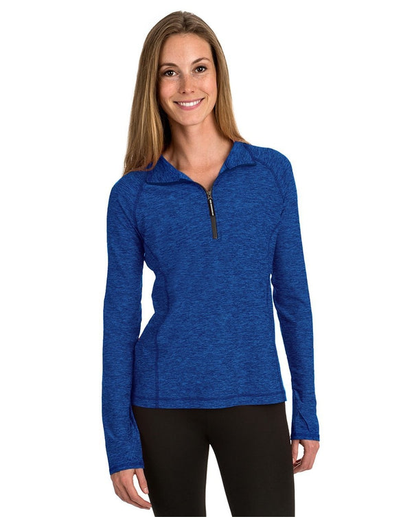 Women's Endurance Pullover-Soybu-Pacific Brandwear