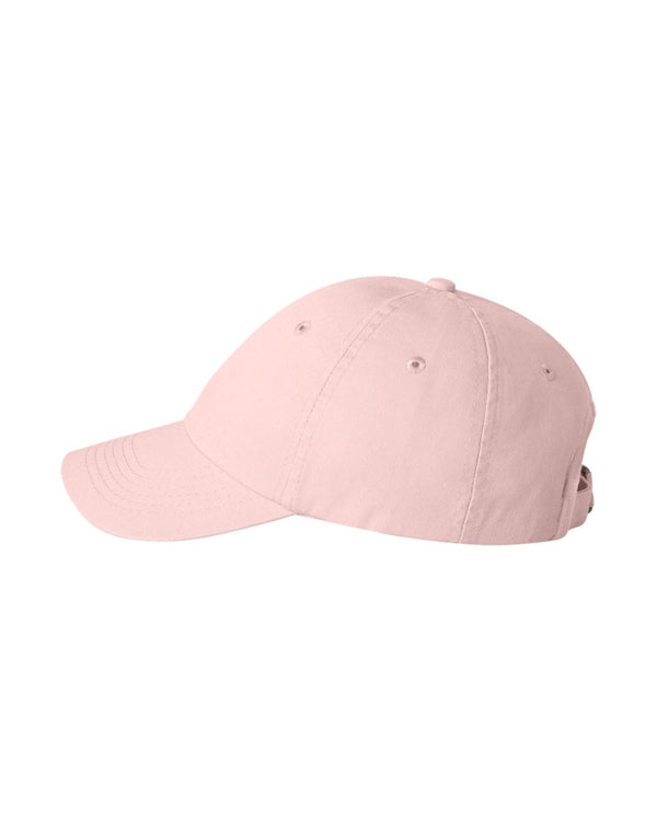 Small Fit Bio-Washed Dad's Cap-Valucap-Pacific Brandwear