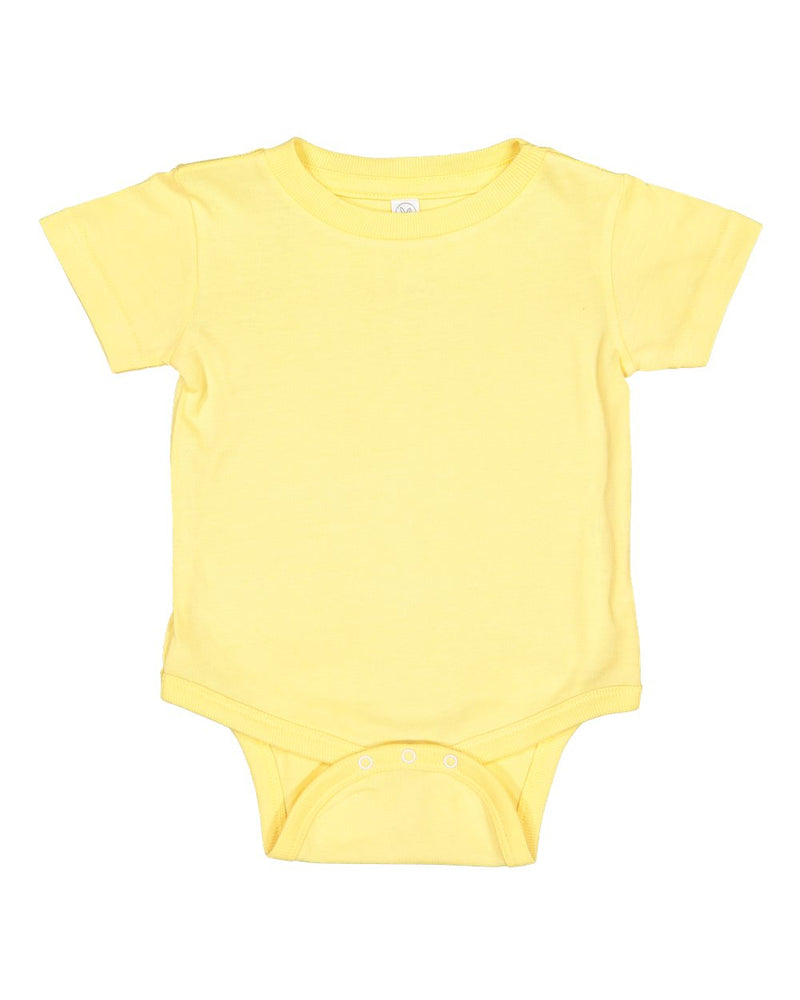 Infant Premium Jersey Short sleeve Bodysuit-Rabbit Skins-Pacific Brandwear