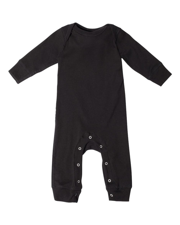 Infant Long Legged Baby Rib Bodysuit-Rabbit Skins-Pacific Brandwear