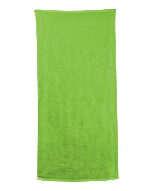 Velour Beach Towel-Carmel Towel Company-Pacific Brandwear
