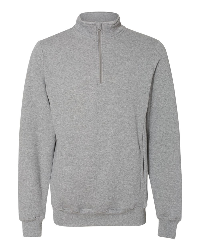 Dri Power Quarter-Zip Cadet Collar Sweatshirt-Russell Athletic-Pacific Brandwear