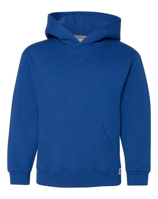 Youth Dri Power Hooded Pullover Sweatshirt-Russell Athletic-Pacific Brandwear