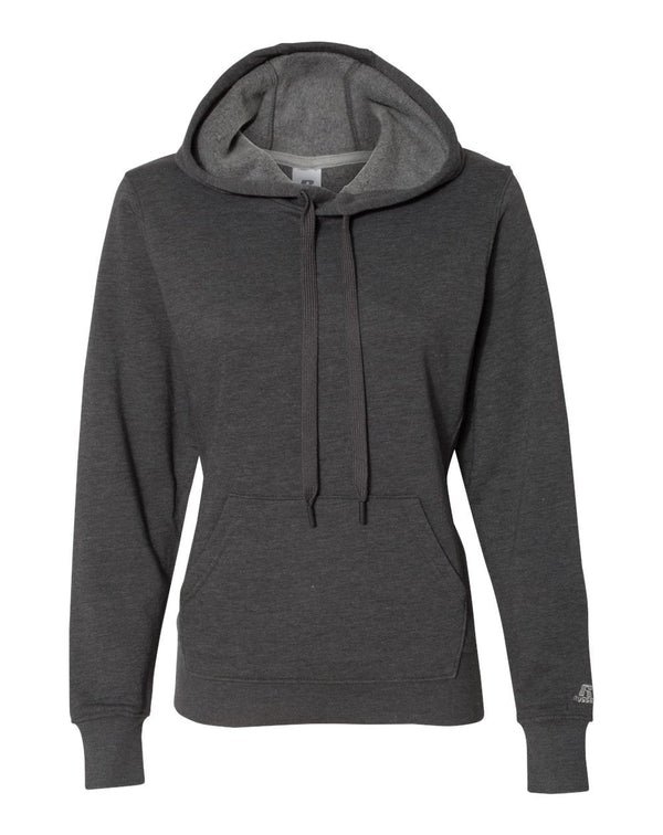Women's Lightweight Hooded Sweatshirt-Russell Athletic-Pacific Brandwear