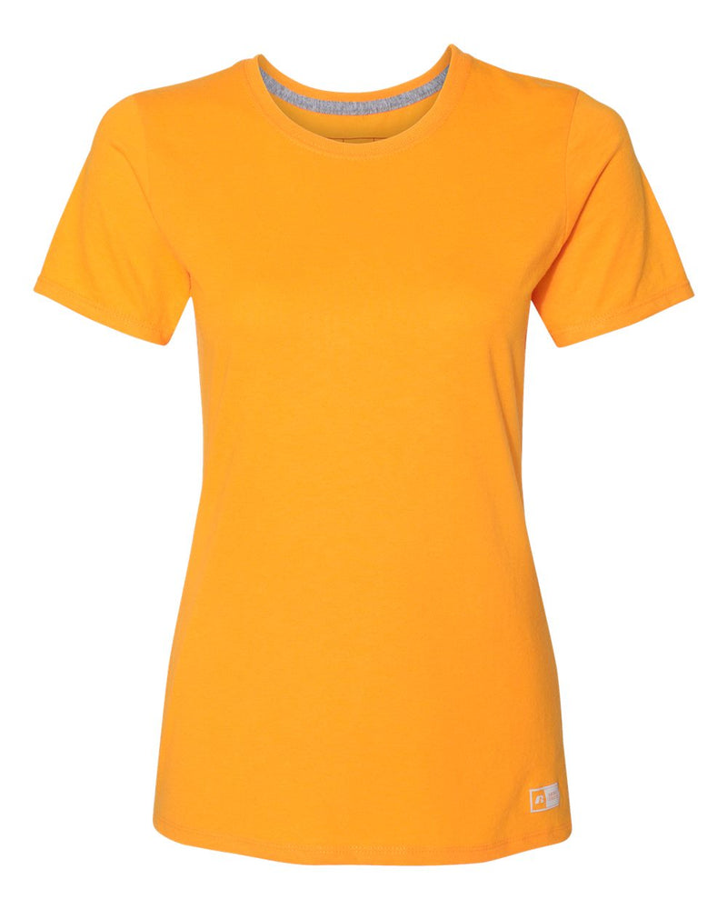 Women's Essential 60/40 Performance T-Shirt-Russell Athletic-Pacific Brandwear