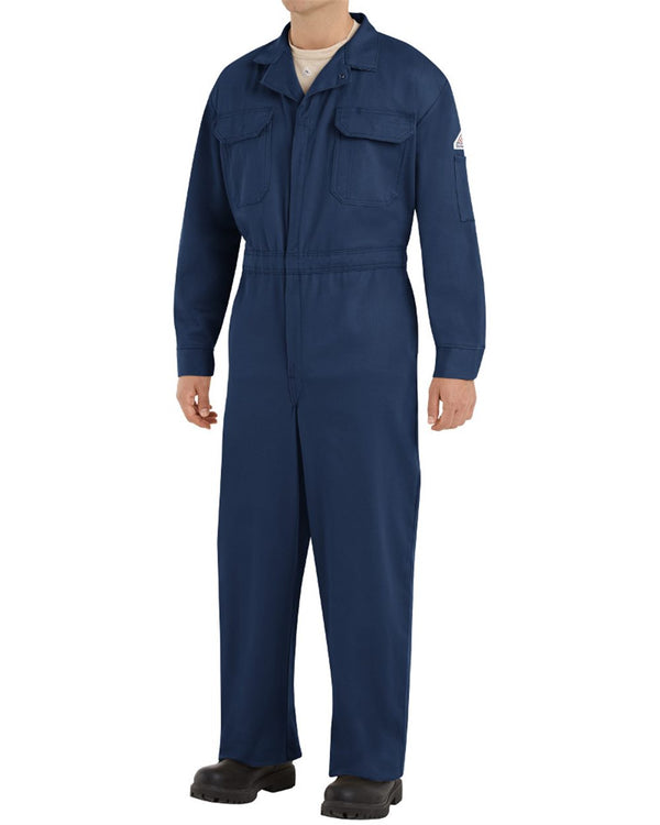 Flame Resistant Coveralls-Bulwark-Pacific Brandwear