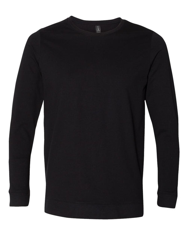 Unisex Lightweight Terry SweatShirt-Anvil-Pacific Brandwear