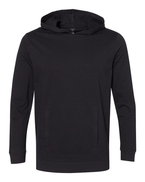 Unisex Lightweight Terry Hooded Pullover-Anvil-Pacific Brandwear