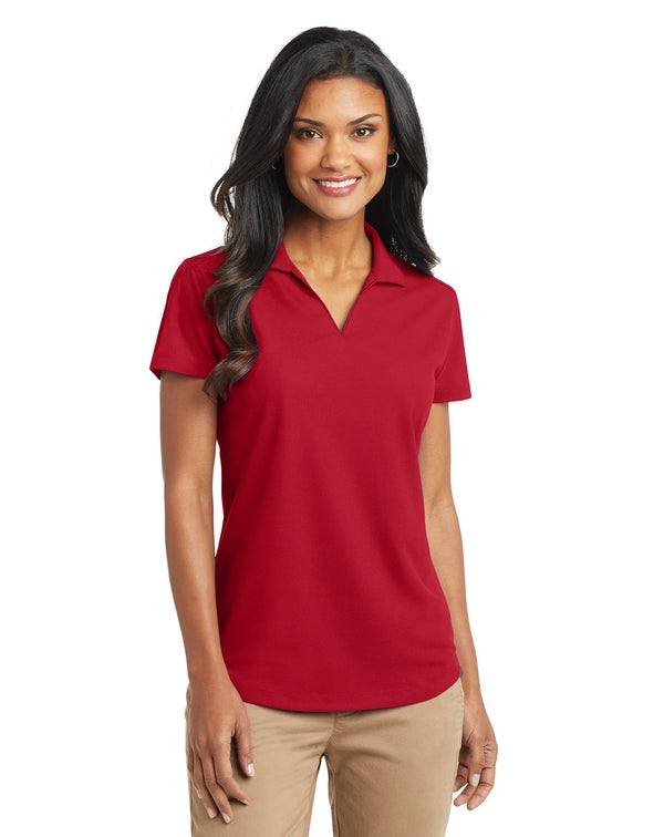 Port Authority® Ladies Dry Zone® Grid Polo-Port Authority-Pacific Brandwear
