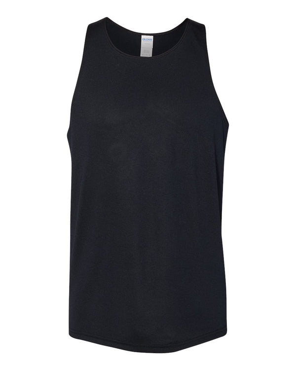 Performance Racerback Tank Top-Gildan-Pacific Brandwear
