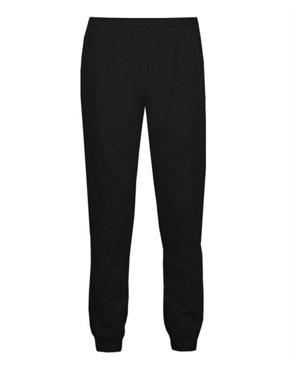Youth Athletic Fleece Joggers-Badger-Pacific Brandwear