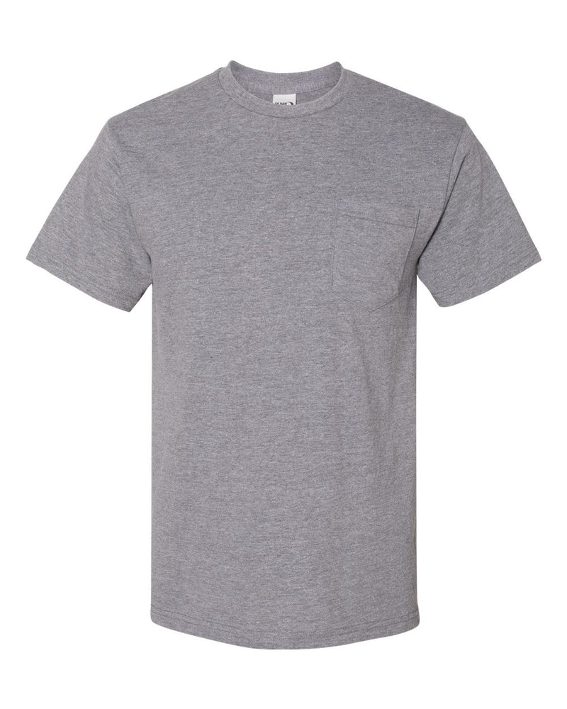 Hammer Pocket T-Shirt-Gildan-Pacific Brandwear
