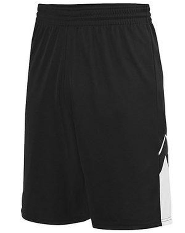 Youth Alley-Oop Reversible Shorts-Augusta Sportswear-Pacific Brandwear