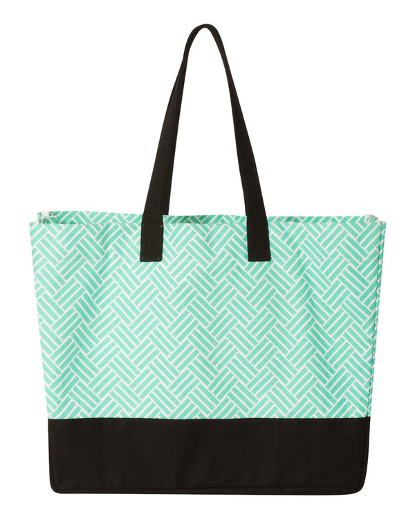 29L Full Pattern Beach Tote-Brookson Bay-Pacific Brandwear