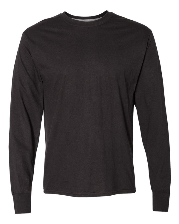 X-Temp Long sleeve T-Shirt-Hanes-Pacific Brandwear