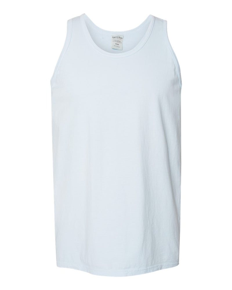Garment Dyed Unisex Tank Top-ComfortWash by Hanes-Pacific Brandwear