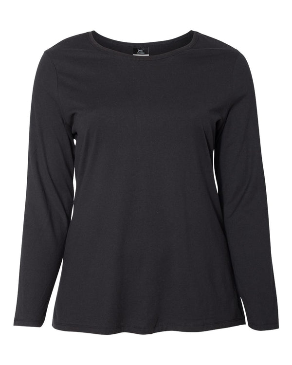 Women's Long sleeve T-Shirt-Just My Size-Pacific Brandwear
