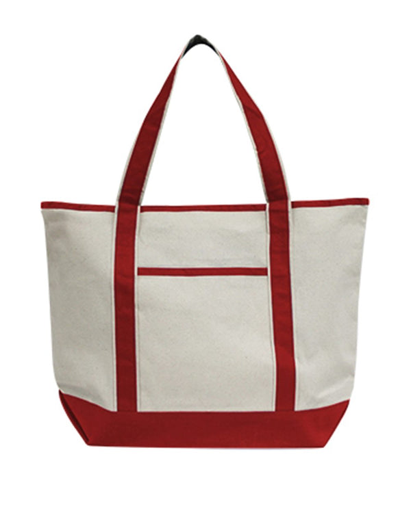 Promotional Heavyweight Large Boat Tote-OAD-Pacific Brandwear