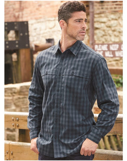 DRI DUCK Paseo Plaid Shirt-DRI DUCK-Pacific Brandwear