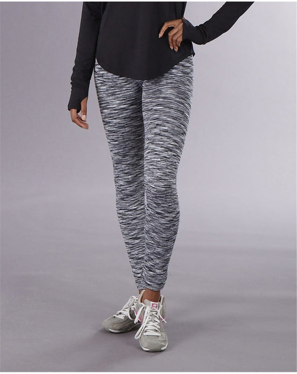 Women's Fleece Leggings-Boxercraft-Pacific Brandwear