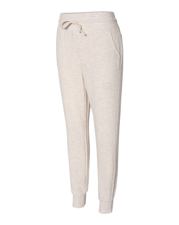 Weatherproof Women's Heat Last Faux Cashmere Cozy Fleece Jogger-Weatherproof-Pacific Brandwear