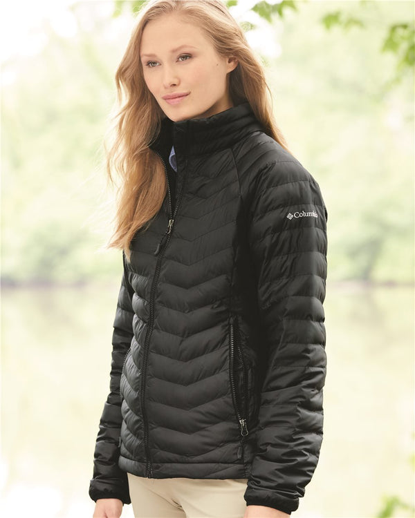 Women's Oyanta Trail Puffer Jacket-Columbia-Pacific Brandwear