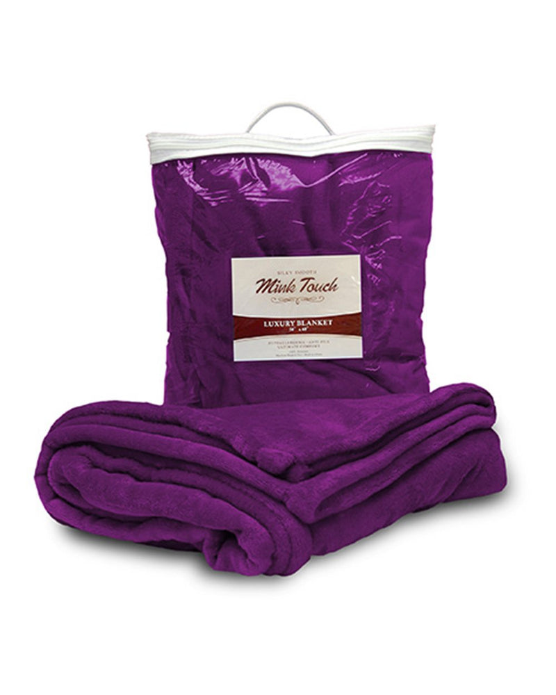 Mink Touch Luxury Blanket-Alpine Fleece-Pacific Brandwear