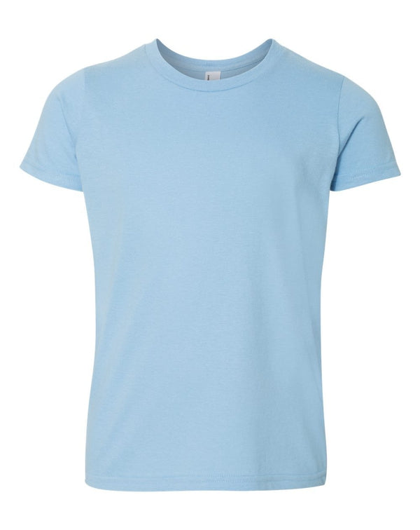 Youth Fine Jersey Tee-American Apparel-Pacific Brandwear