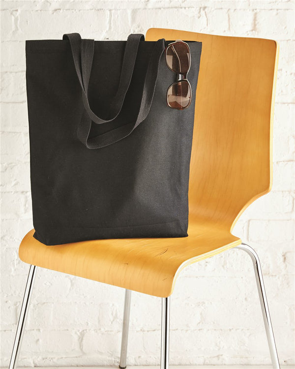 Gusseted Tote-OAD-Pacific Brandwear
