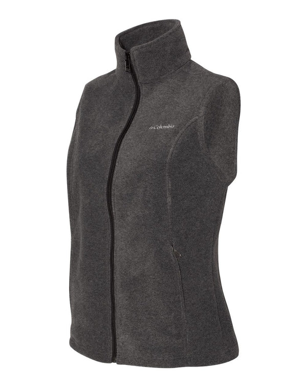 Women's Benton Springs™ Fleece Vest-Columbia-Pacific Brandwear