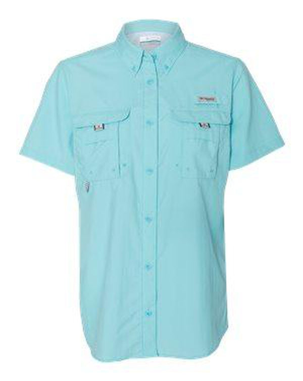 Women's PFG Bahama Short Sleeve Shirt-Columbia-Pacific Brandwear