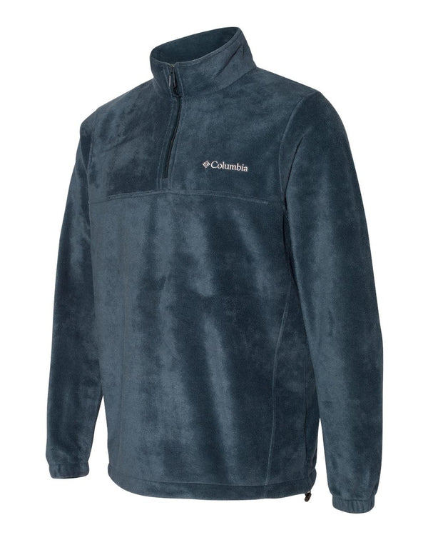 Steens Mountain Fleece Quarter-Zip Pullover-Columbia-Pacific Brandwear