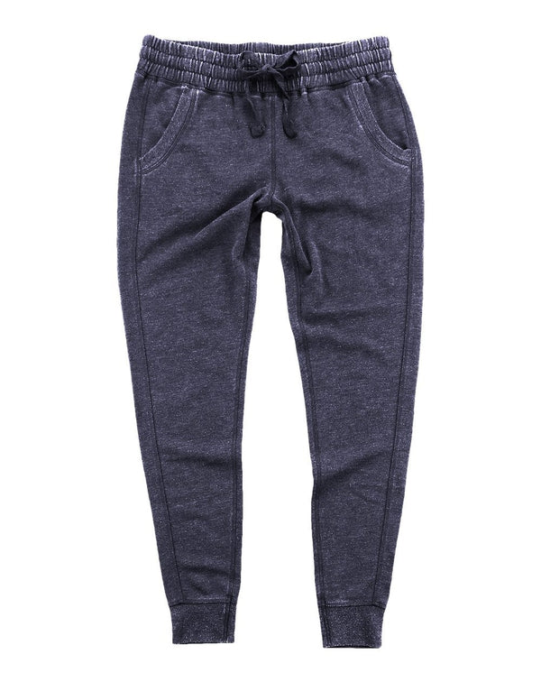 Women's Enzyme-Washed Rally Joggers-Boxercraft-Pacific Brandwear