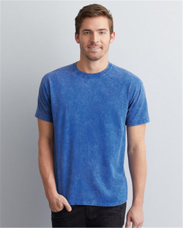 Mineral Wash T-Shirt-Fruit of the Loom-Pacific Brandwear