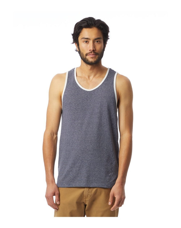 Marine Eco-Jersey Tank Top-Alternative Apparel-Pacific Brandwear