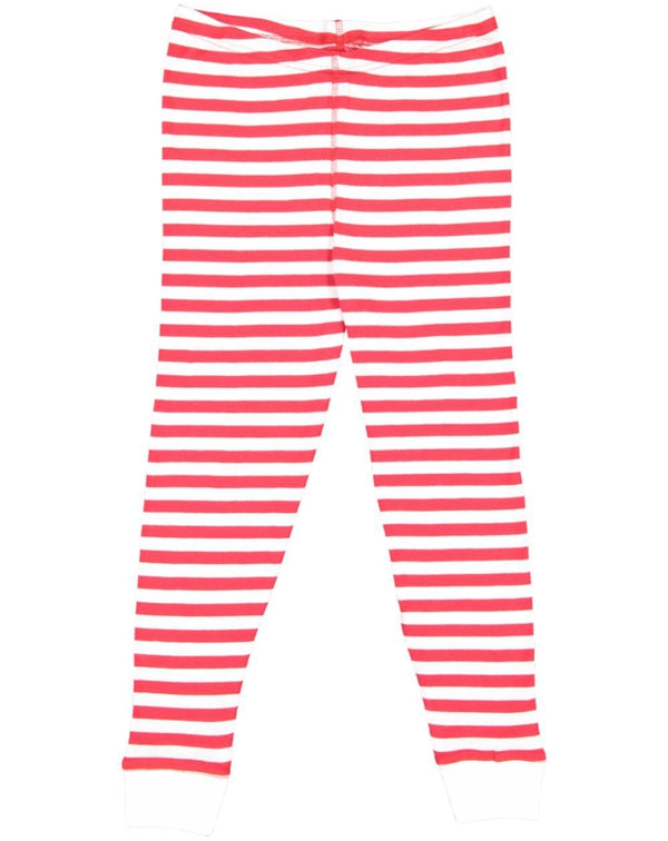 Youth Baby Rib Pajama Pants-LAT-Pacific Brandwear