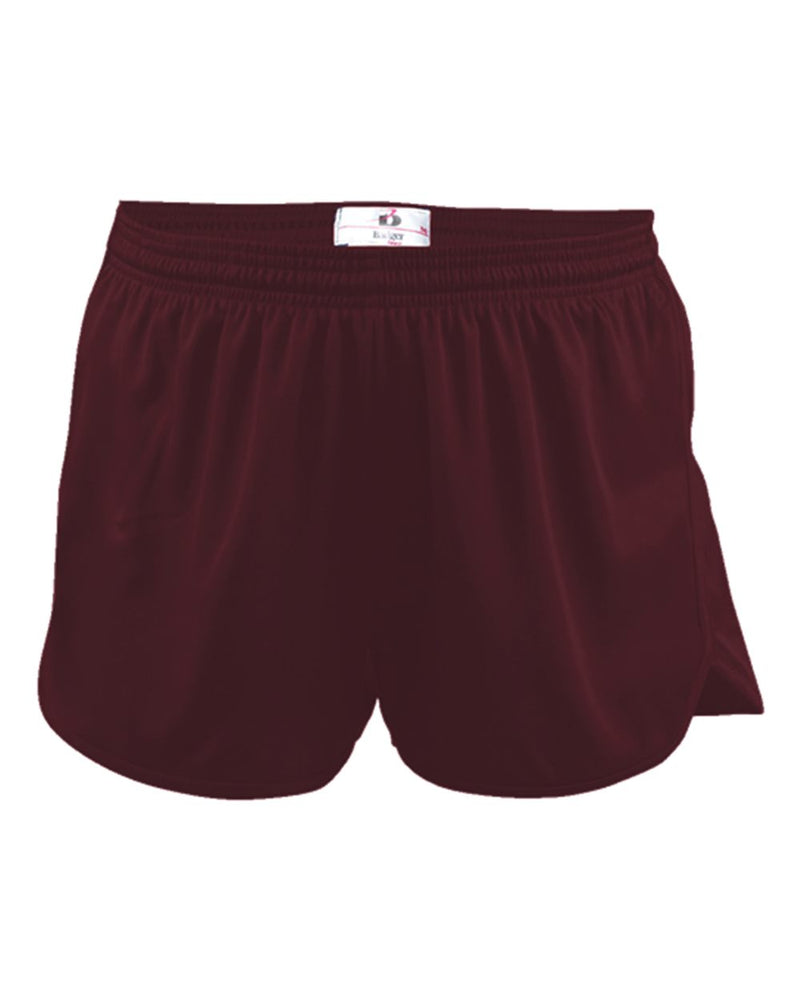 Youth B-Core Track Shorts-Badger-Pacific Brandwear