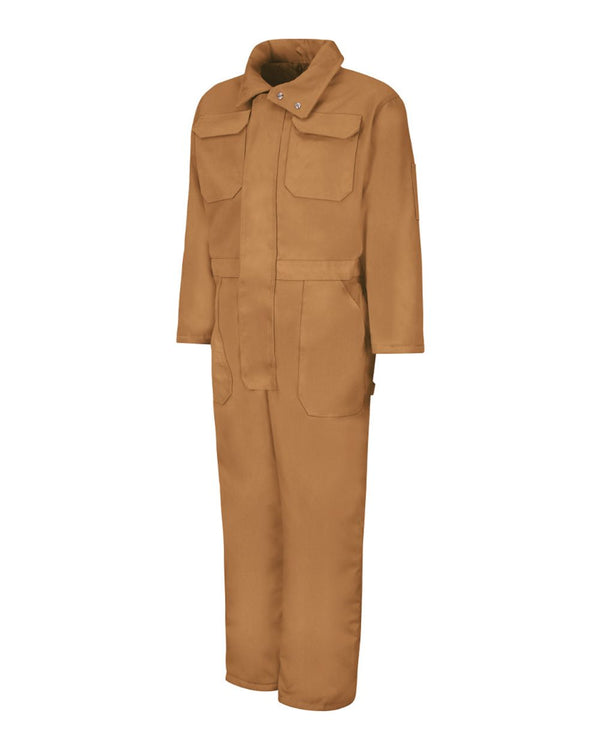 Insulated Duck Coverall-Red Kap-Pacific Brandwear