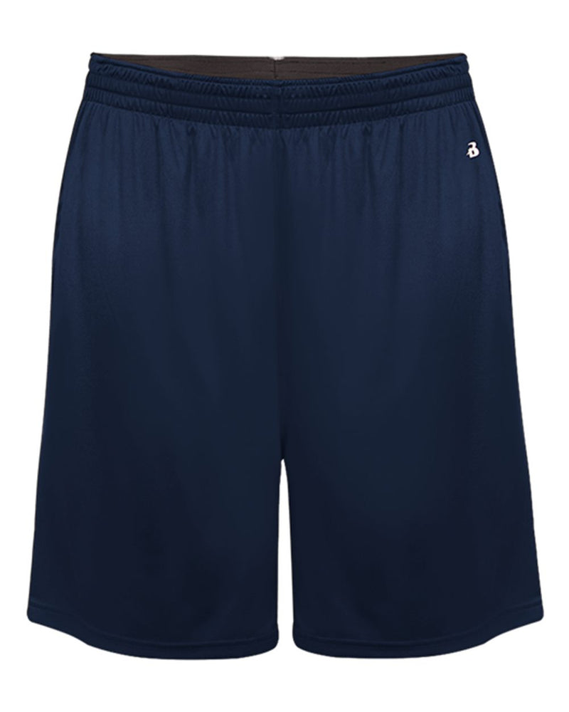 "Ultimate SoftLock 8"" Shorts-Badger-Pacific Brandwear"
