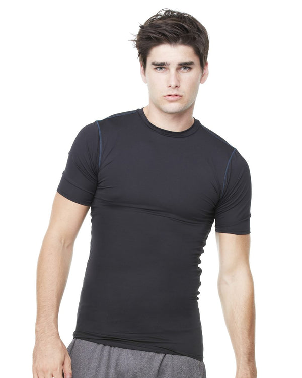 Compression T-Shirt-All Sport-Pacific Brandwear