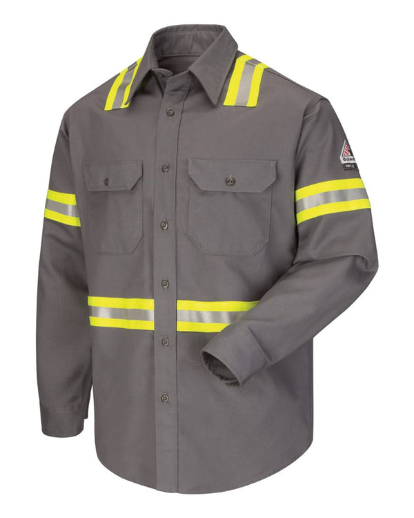 Enhanced Visibility Uniform Shirt-Bulwark-Pacific Brandwear