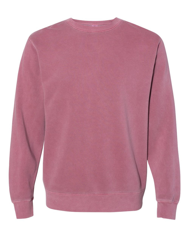 Heavyweight Pigment-Dyed Sweatshirt-Independent Trading Co.-Pacific Brandwear