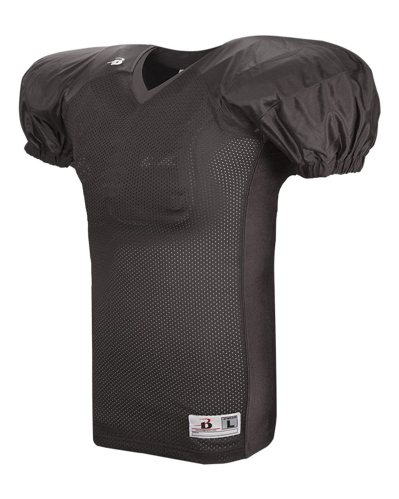 Youth Solid Football Jersey-Badger-Pacific Brandwear