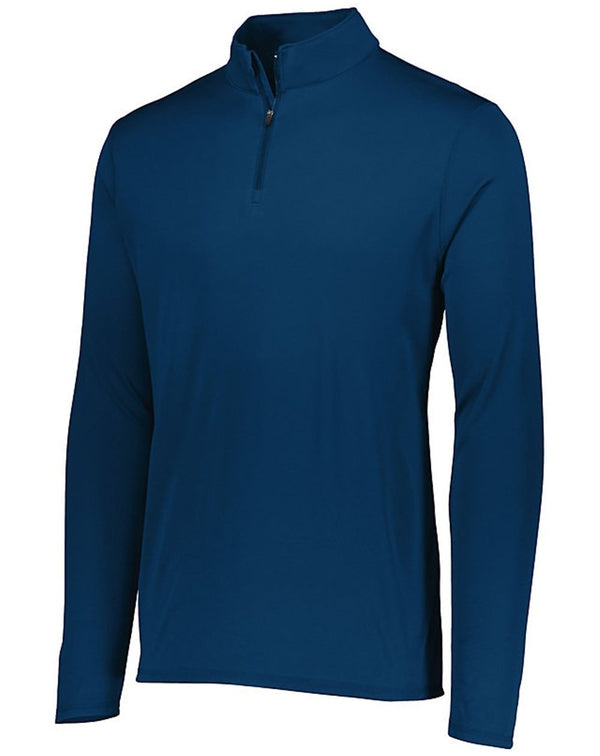 Youth Attain Quarter-Zip Pullover-Augusta Sportswear-Pacific Brandwear