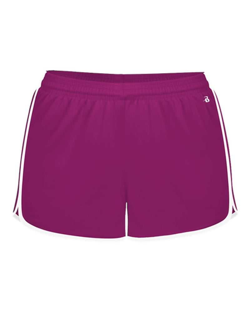 Women's Velocity Shorts-Badger-Pacific Brandwear