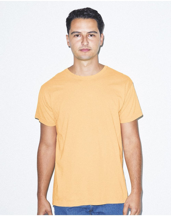 Unisex Power Wash Tee-American Apparel-Pacific Brandwear