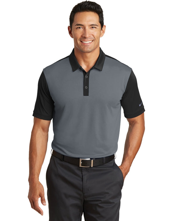 Nike Dri-FIT Colorblock Icon Modern Fit Polo-Nike-Pacific Brandwear