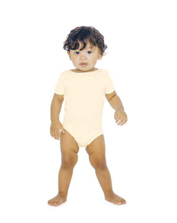 Infant Organic Baby Rib One-Piece-American Apparel-Pacific Brandwear