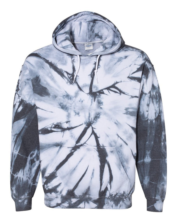Blended Hooded Sweatshirt-Dyenomite-Pacific Brandwear