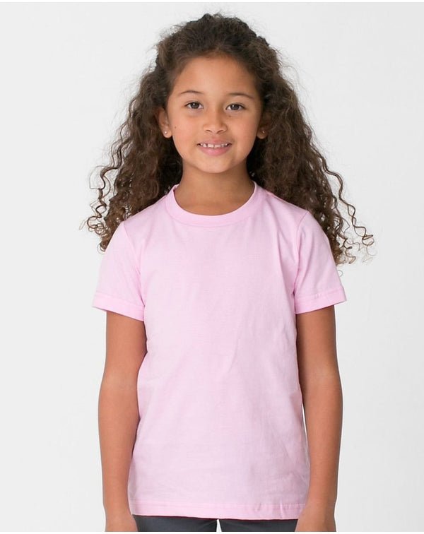 Toddler Poly/Cotton Tee-American Apparel-Pacific Brandwear